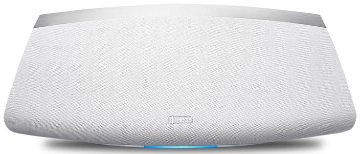 Denon HEOS 7 HS2 White  Description: Denon HEOS 7 HS2 draadloze speaker wit Met deze witte Denon HEOS 7 HS2 draadloze speaker kan je pas écht een feestje bouwen want groter is altijd beter als het om muziek en feestjes gaat! Deze speaker is niet alleen groot hij is top-of-the-line en levert het meest sensationele geluid die je kunt voorstellen. Deze mooie strakke witte luidspreker vult moeiteloos grote ruimtes met een goed geluid en is volledig draagbaar. De HEOS 7 Hs2 zwart heeft een mooie…