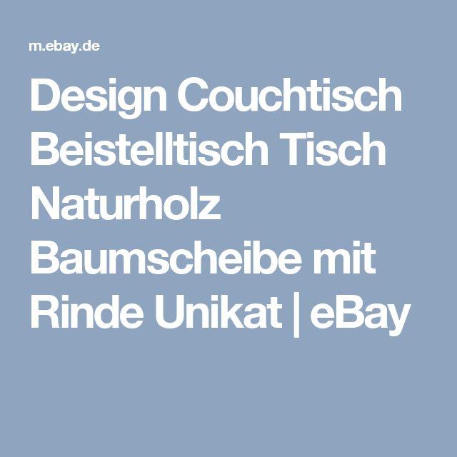 Couchtisch Naturholz ~ Verschiedenes interessantes Design