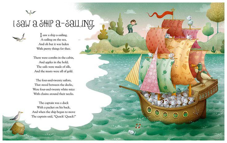 http://www.richardjohnsonillustration.co.uk/portfolio/nursery-rhymes/