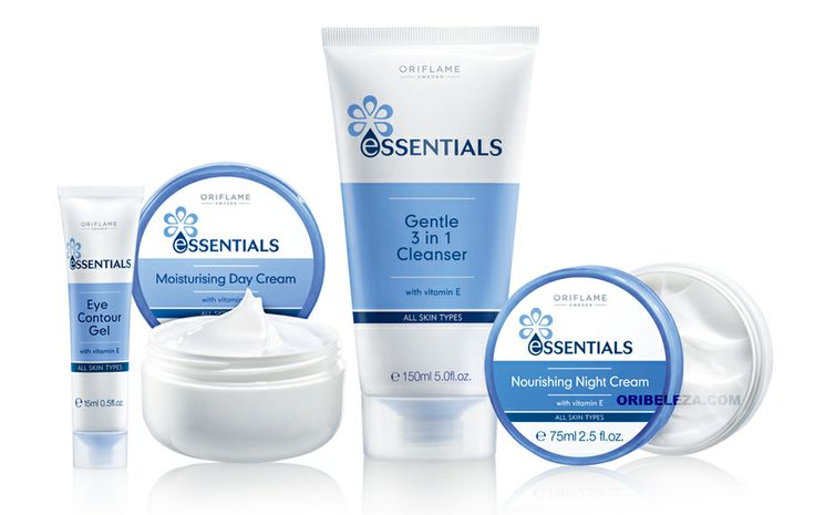 Essentials series for your body