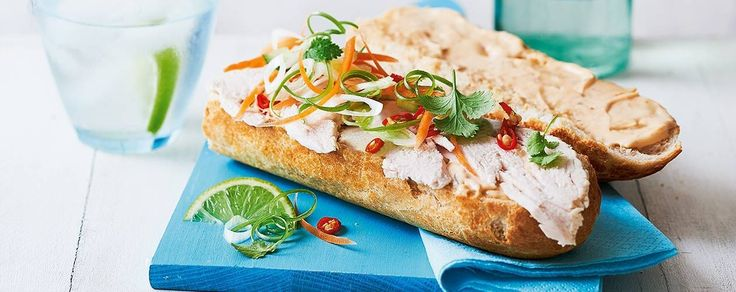 Best 25+ Baguette Sandwich ideas only on Pinterest