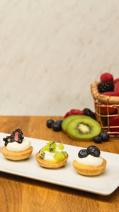 These adorable fruit tartlets are guaranteed to win Instagram.