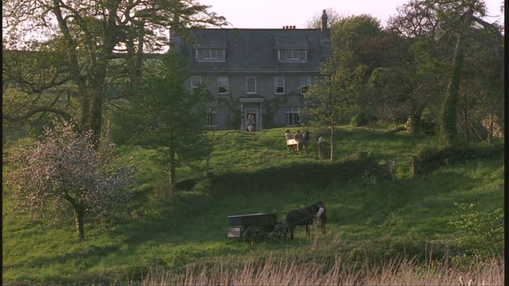 Barton Cottage * Sense and Sensibility * hookedonhouses.net