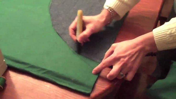 History Projects: Make a Robin Hood Hat, via YouTube.