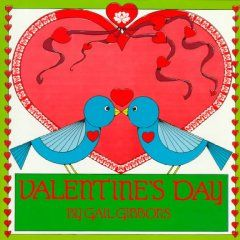 valentine day card origin