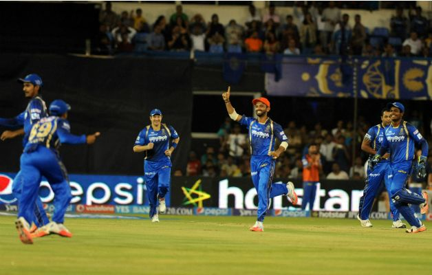 Live Cricket Scorecard, IPL 2015: Rajasthan Royals vs Royal ...