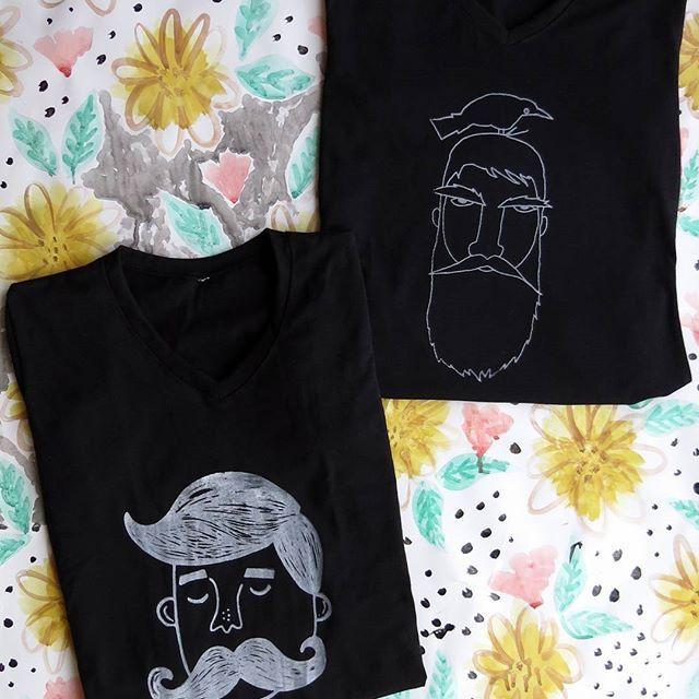 """Camisetas """"Barbados y enojados"""" negra. -  Precio: 22.000 mil -  -    #camiseta #tshirt #blackandwhite #bearded #barbado #instamoda #estampado #cajica #outfitoftheday #INSANNIA"""