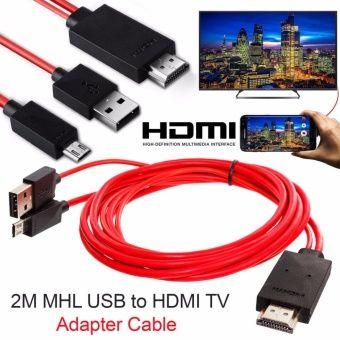 รีวิว สินค้า MHL Micro USB to HDMI Cable TV Out Lead 1080p for Samsung Galaxy S5 S4 S3 Note ☃ ซื้อ MHL Micro USB to HDMI Cable TV Out Lead 1080p for Samsung Galaxy S5 S4 S3 Note จัดส่งฟรี | call centerMHL Micro USB to HDMI Cable TV Out Lead 1080p for Samsung Galaxy S5 S4 S3 Note  ข้อมูล : http://online.thprice.us/FExfw    คุณกำลังต้องการ MHL Micro USB to HDMI Cable TV Out Lead 1080p for Samsung Galaxy S5 S4 S3 Note เพื่อช่วยแก้ไขปัญหา อยูใช่หรือไม่ ถ้าใช่คุณมาถูกที่แล้ว เรามีการแนะนำสินค้า…