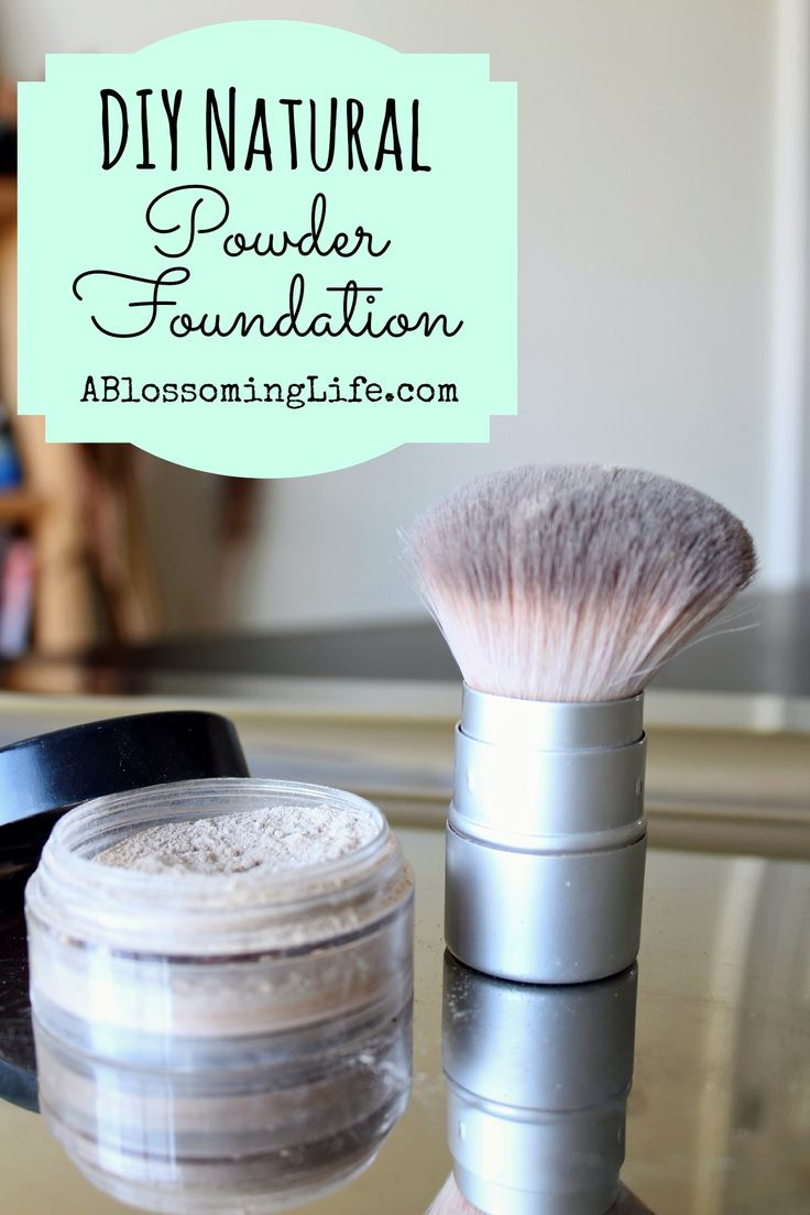 diy natural powder