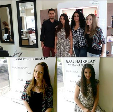 A special day with Gaal HairPlay