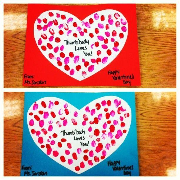 pre k valentine craft ideas