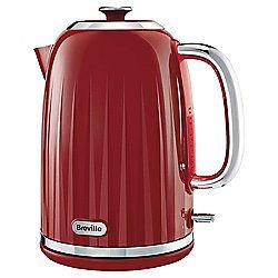 Breville Impressions VKT006 Kettle, 1.7L- Red