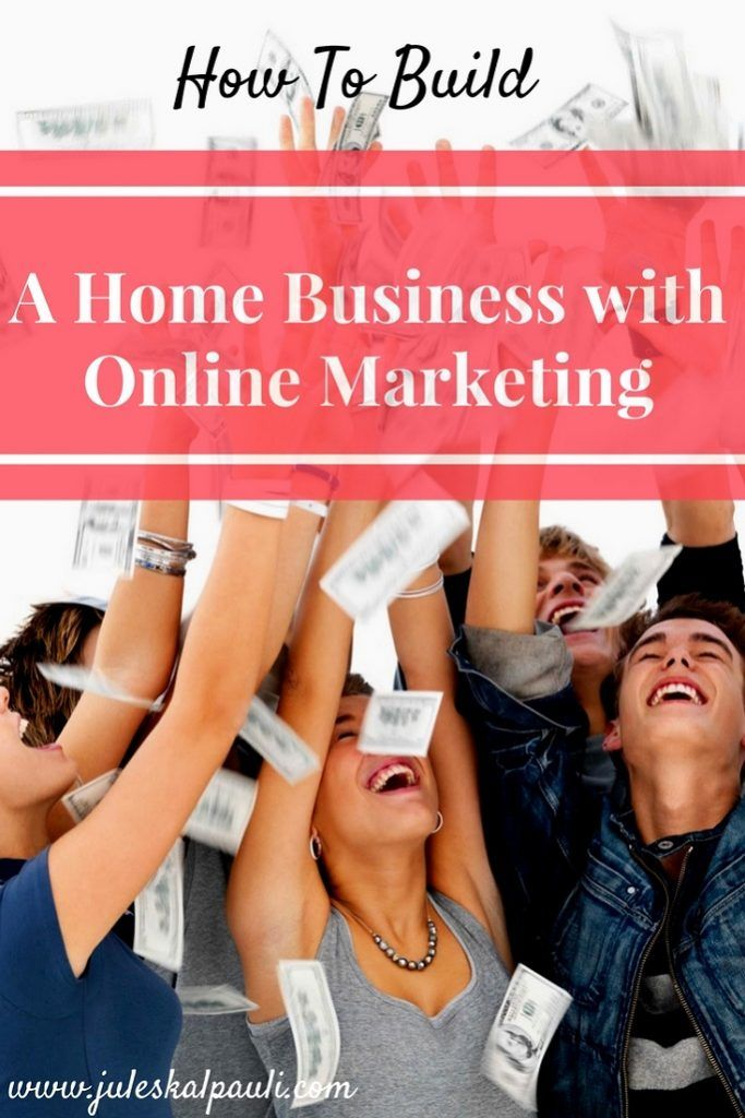 4 Simple effective Steps To Build a Home Business with Online Marketing!