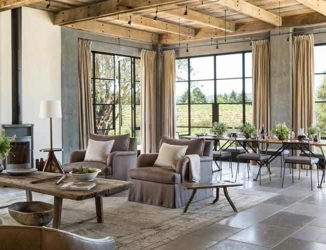 Fresh French Provincial Homes Interiors