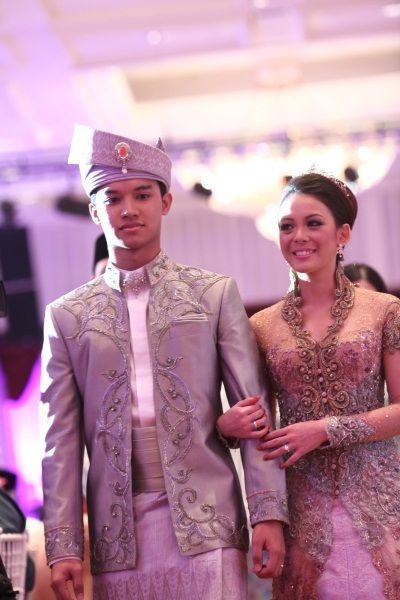 Fadza Anuar & Vivy Yusof