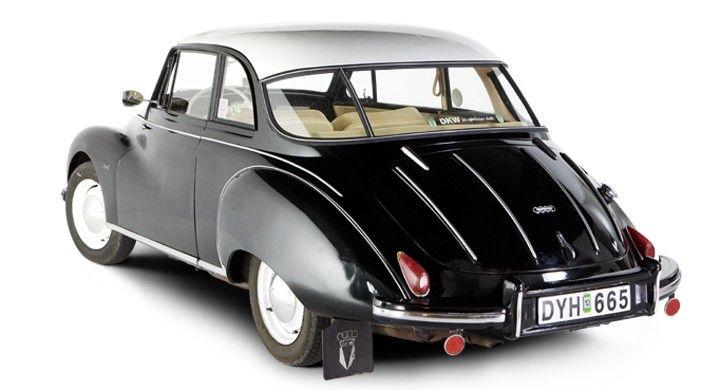 DKW 1950–1963   Klassiker