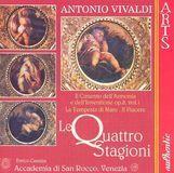 Vivaldi: Le Quattro Stagioni [CD], 01273861