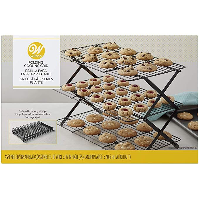 Wilton 3 Tier Collapsible Cooling Rack Review Cooling Racks