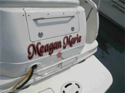 Best  Boat Name Decals Ideas On Pinterest Name Decals For - Custom houseboat vinyl names