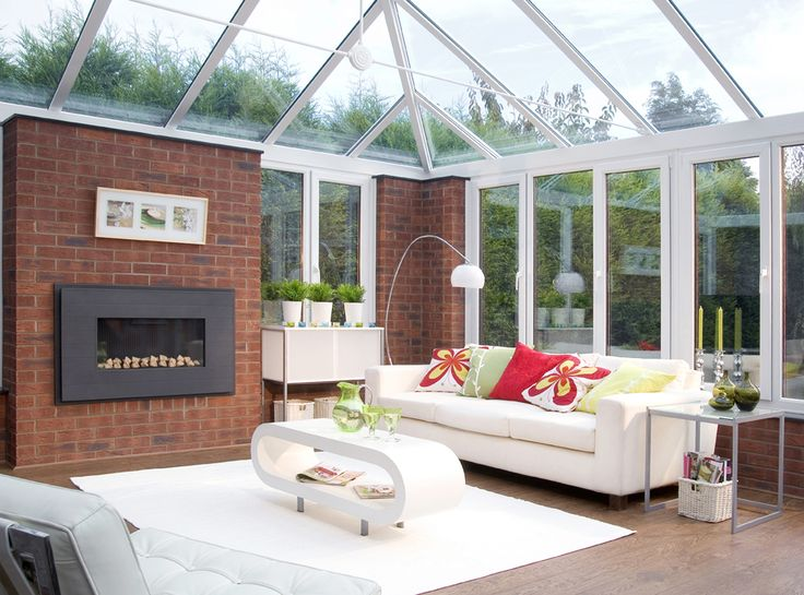 Featuring Pilkington Activ™ Blue, this conservatory located in Merseyside benefits from self cleaning and solar control properties