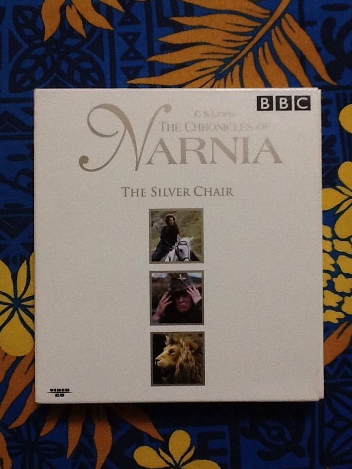 The Chronicles of Narnia The Silver Chair Video CD Original BBC 1990 Broadcast | eBay