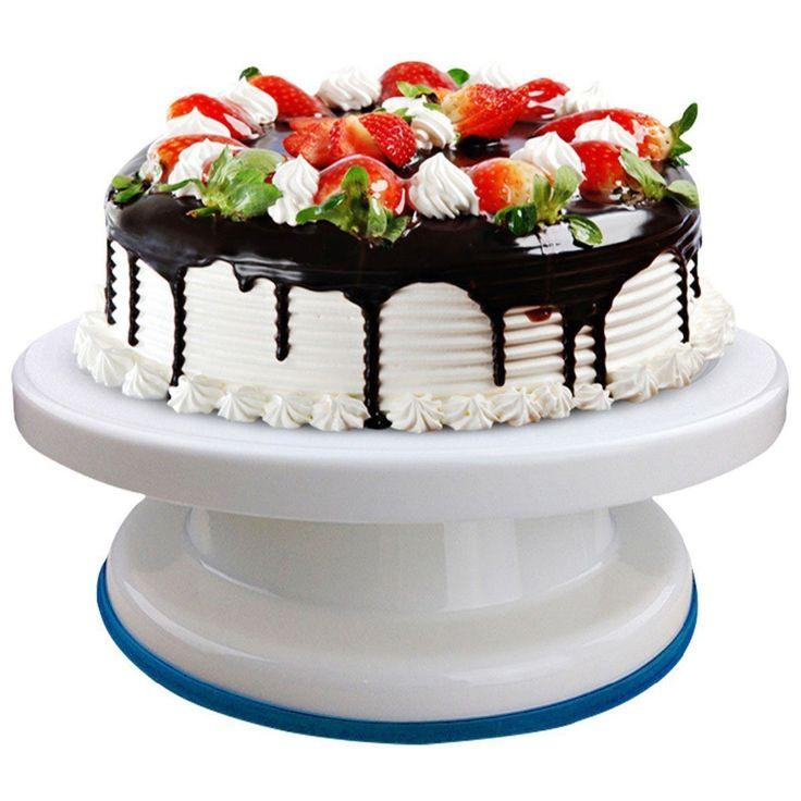 Anti-skid Cake Decorating Turntable