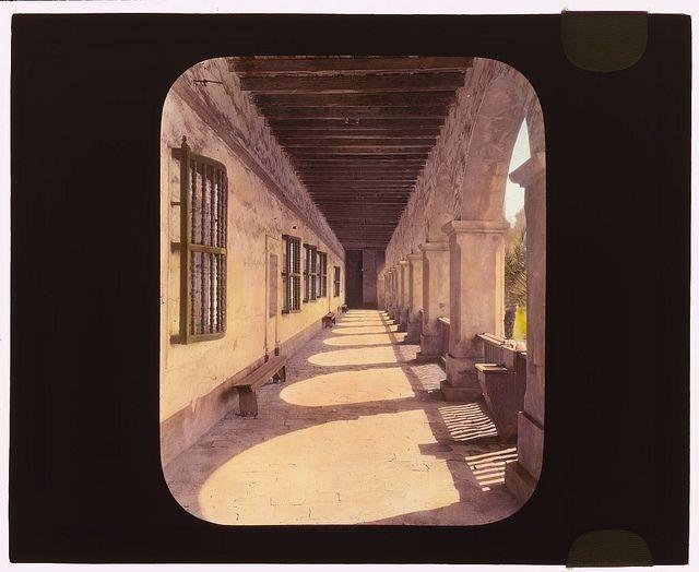 Santa Barbara Mission, 2201 Laguna Street, Santa Barbara, California. (LOC) by The Library of Congress, via Flickr