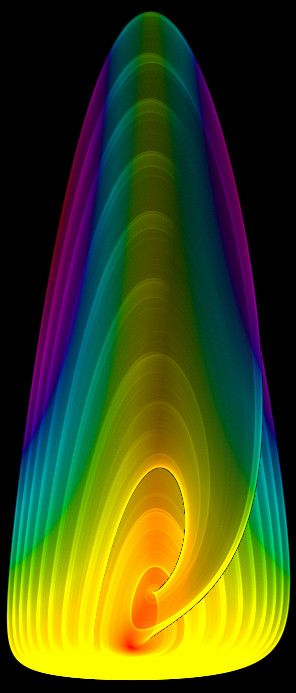 Glowing obelisk of the rainbow, from BJ Man on Deviant Art.