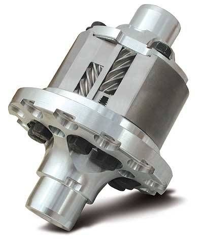 Xterra Detroit Truetrac Rear Differential with Races and Bearings