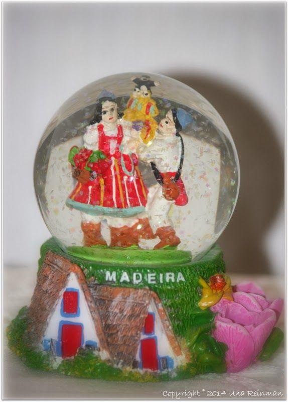 Madeira clobe