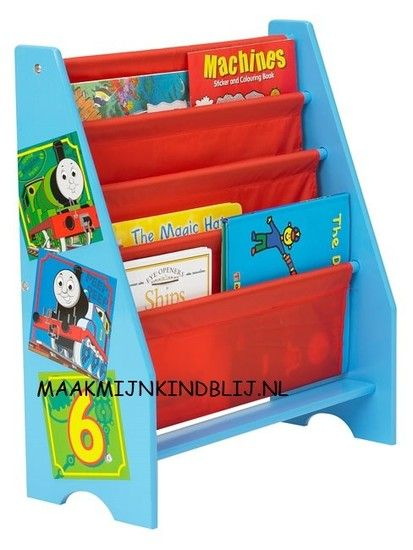 Thomas the Tank Engine Sling Bookcase Furniture  sc 1 st  Pinterest & 49 best thomas the train images on Pinterest | Birthday party ... islam-shia.org