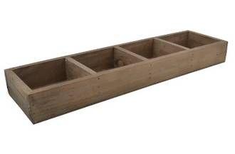 Wooden box  - To put kitchen herb pots in!