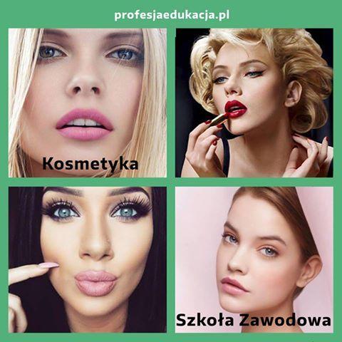 Delikatna i naturalna i czy wyrazista i zmysłowa niczym filmowa gwiazda? :) Kończąc #szkołę #zawodową o kierunku #kosmetyka poznasz, jak wyglądać idealnie w każdym typie makijazu !! www.profesjaedukacja.pl