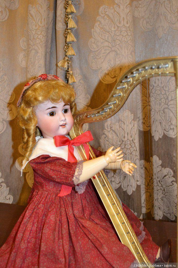 Хороша была Танюша / Другие винтажные антикварные куклы, реплики / Бэйбики. Куклы фото. Одежда для кукол