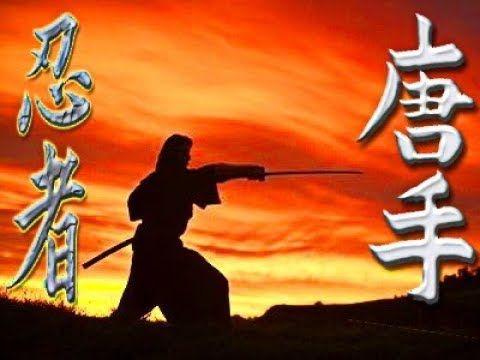 Шоу.  Боевое искусство Японии
