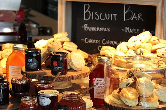 Kitchen Notes Biscuit Bar, Omni Nashville Hotel #Nashville #MusicCity, #OmniHotels