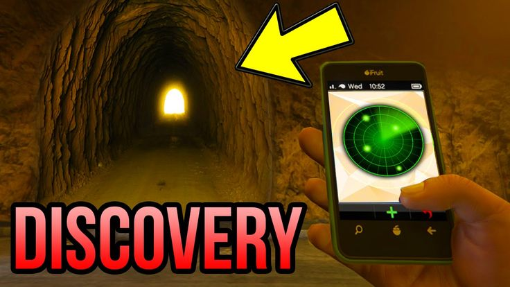 GTA 5 MT CHILIAD MURAL MYSTERY - SECRET TUNNEL DISCOVERED! (GTA 5 Mural ...