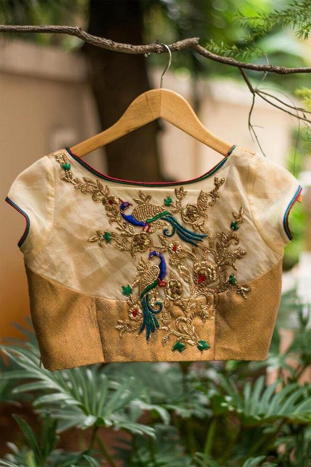 latest maggam work blouse patterns – boutiquesareeblouse.com