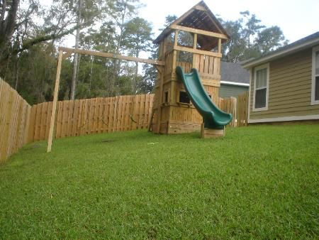 Find This Pin And More On Swing Set Ideas.