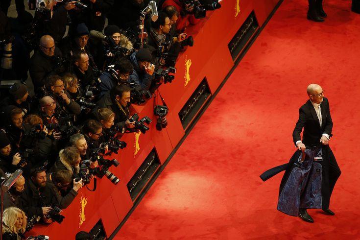 Berlinale L'attore Peter Lohmeyer all'apertura della Berlinale - 9 febbraio 2017 (Sebastian Reuter/Getty Images)
