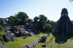 2012年12月21日人類滅亡説!? マヤ文明の遺跡、ティカル遺跡 ~グアテマラ~ ttikal6