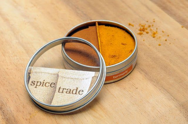 Jen Greco's Spice Trade Concept Combines Two Like Spices #food trendhunter.com