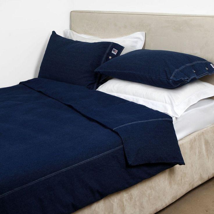 denim bed queen bath cover blue hilfiger duvet comforter beyond set tommy