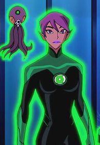 "Sheriff Mardin from ""Green Lantern: First Flight"""