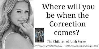 Author Kim Cormack   : Pick the number of your favorite #childrenofankhse...