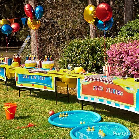 191 Best Images About Carnival Party Ideas For Kids On