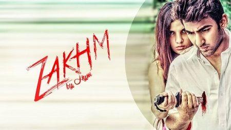 Zakhm By Hym Voice of Broken Hearts New Pakistani Songs 2016