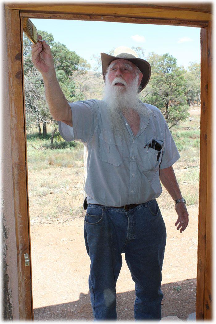 Friends of the Flinders Ranges National Park - Volunteering in outback South Australia