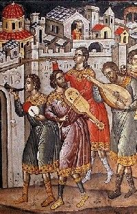 Byzantine music, Byzantine composers, Performers of Byzantine music