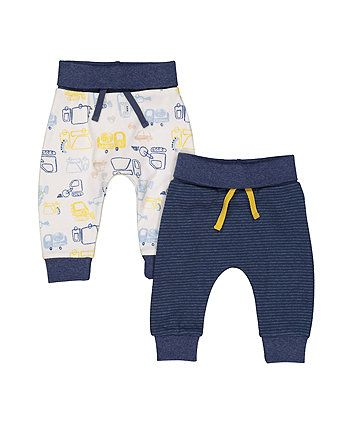 eac308e4001a0 truck stripe leggings - 2 pack | Baby boy clothes | Baby leggings ...